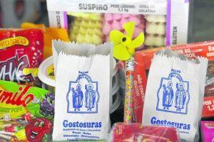Dia 27 de setembro é marcado pela distribuição de doces para as crianças