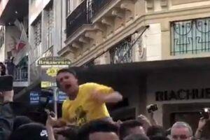 Bolsonaro foi atacado na cidade de Juiz de Fora (MG)