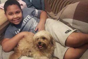 Nicollas Rafael chegou a ser socorrido por familiares, mas não resistiu