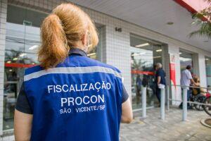 Outros estabelecimentos bancários serão visitados durante o mês de setembro, com o objetivo de garantir um melhor e mais adequado atendimento aos cidadãos