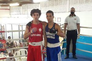 Gabriel Marques, de 17 anos, chegou às semifinais da competição regional