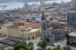Santos está concorrendo em três categorias: Cultural, Esportes, e Negócios e Eventos