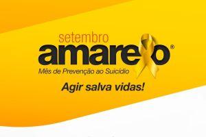 A Prefeitura de Mongaguá preparou um cronograma especial para a campanha 'Setembro Amarelo'
