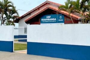 A USF Guapiranga recebeu uma nova e mais moderna estrutura