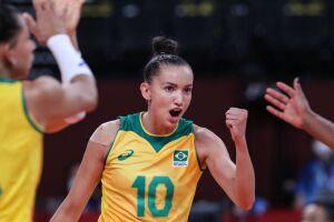 Brasil segue na disputa para vaga no mundial de vôlei