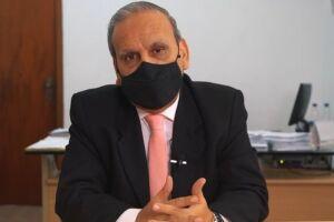 Rodolfo Amaral deixou o cargo nesta quarta-feira (13)