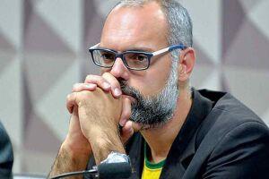 Blogueiro bolsonarista, Allan dos Santos, teria informante dentro de gabinete de ministro do STF