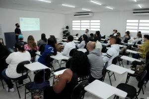 Em Praia Grande, já estão abertas as inscrições para o curso de qualificação profissional de auxiliar administrativo