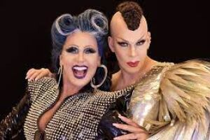 Xuxa Meneghel e Ikaro Kadoshi serão apresentadores do primeiro reality de drags brasileiro
