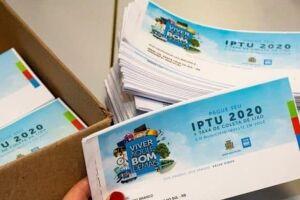 Peruíbe anuncia neste ano o carnê digital do IPTU