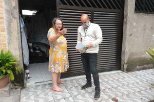 Programa Municipal de Regularização Fundiária, específico para a Vila São José, já beneficiou cerca de 380 famílias