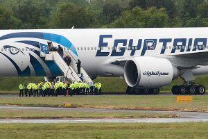 A Deep Ocean Search foi contratada para fazer a busca pelas caixas-pretas do avião da Egyptair