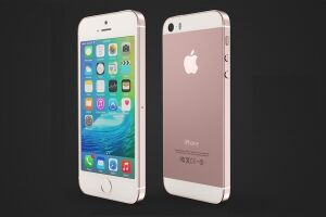 O iPhone SE é uma versão de tela menor e configurações mais modestas do smartphone da Apple