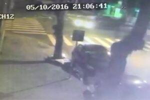 Batida ocorreu na noite do último dia 15 na esquina das ruas Alexandre Herculano e Armando Salles de Oliveira