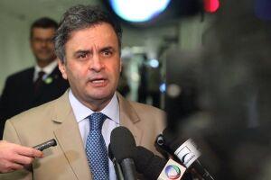 O presidente nacional do PSDB, senador Aécio Neves, aparece mais uma vez nos diálogos do ex-presidente da Transpetro Sérgio Machado com caciques do PMDB