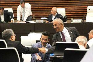 PSDB visa manter dez cadeiras dentro do Legislativo santista
