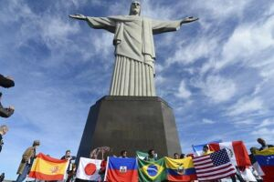 O objetivo é mobilizar a população contra o tráfico de pessoas, o trabalho escravo, a exploração sexual e a comercialização de órgãos humanos durante os Jogos Olímpicos e Paralímpicos