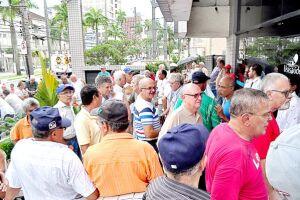 Antigos trabalhadores da região lembram das festas do Dia do Trabalho realizadas na cidade e que reuniram milhares de pessoas na reivindicação de seus direitos