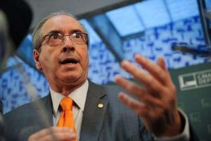 Não vou mergulhar no meio dessa confusão que não é minha, diz Cunha