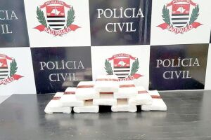 Droga estava em um quarto sublocado na Rua Almeida de Moraes