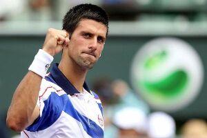 Dominante no tênis, o sérvio alcançou a 200ª semana como número 1 do mundo com a última atualização da lista, que leva em consideração os resultados da semana que antecedeu o início do tradicional torneio em Paris