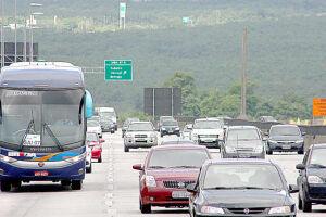 Feriado de Corpus Christi teve menos acidente nas estradas paulistas