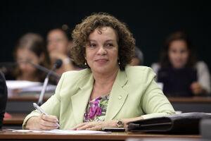 A ex-deputada federal Fátima Pelaes (PMDB-AP) vai assumir a Secretaria das Mulheres, estrutura subordinada ao Ministério da Justiça