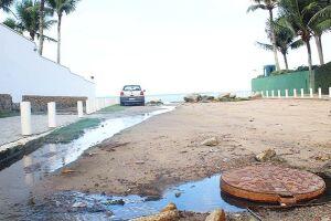 Moradores já não suportam mais a inoperâncias da Sabesp, Cetesb e Prefeitura