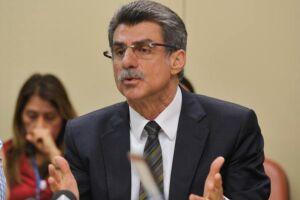 Em sua defesa, o senador Romero Jucá afirmou que não fez nenhuma ação para impedir a investigação da Lava Jato