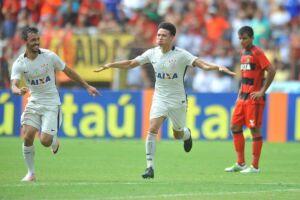 Timão contou com objetividade e falhas do Sport para fazer 2 a 0 em Recife