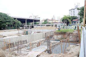 Obra de revitalização do complexo ficou R$ 1 milhão mais cara; último prazo para entrega se encerrou em março