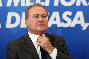 Calheiros disse que apoiou procurador-geral no cargo