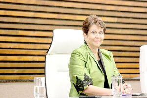 Desembargadora Silvia Devonald, presidente do Tribunal Regional do Trabalho de São Paulo