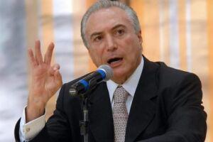 Michel Temer (PMDB) acertou um almoço com líderes partidários para definir uma pauta prioritária na Câmara dos Deputados e uma opção à CPMF