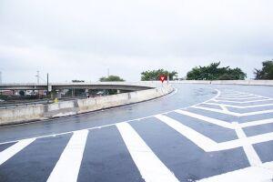 Viaduto não possui postes de iluminação; DER afirma que responsabilidade é da Administração Municipal