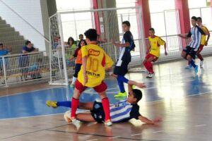 PG joga nas quartas de final do Metropolitano Paulista de Futsal