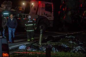 Polícia deve ouvir esta semana sobreviventes de acidente na Mogi-Bertioga