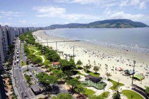 Das 8h às 13h, a Avenida Vicente de Carvalho, no sentido Ponta da Praia, será totalmente interditada