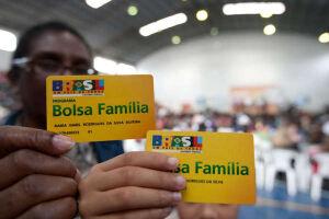 O Ministério Público Federal identificou irregularidades de R$ 2,5 bilhões no Bolsa Família
