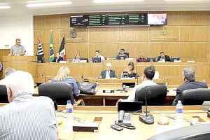 Durante a primeira votação, os parlamentares puderam apresentar emendas à matéria
