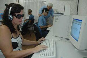 Diário Oficial implanta versão online para deficientes visuais