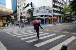 Temporais que caíram em São Paulo em junho já fizeram a capital ultrapassar a média histórica