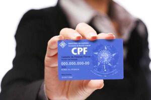 Comprovante de inscrição no CPF já pode ser emitido no celular