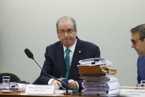 Cunha é acusado de ter mentido à Comissão Parlamentar de Inquérito (CPI) da Petrobras, quando negou a existência de contas no exterior em seu nome