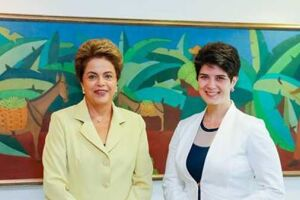 """Em entrevista à jornalista Mariana Godoy, da Rede TV, exibida nesta sexta-feira (11), Dilma reafirmou que o processo de impeachment é um """"golpe"""" e que foi usado por um """"desvio de poder"""""""