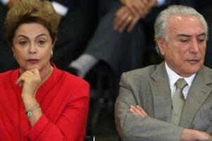 Jurisprudência pode condenar Dilma e librar Temer, aponta Gilmar Mendes