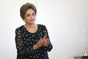 Em defesa no STF, Dilma reitera que está em curso um golpe de Estado no país