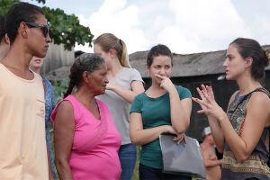 Documentário mostra depoimentos de membros do Arte no Dique e da Comunidade do Dique da Vila Gilda