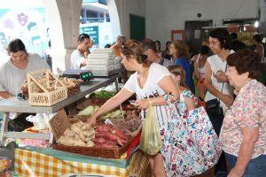 A Secretaria de Meio Ambiente realiza nesse domingo a Feira de Orgânicos do bairro do Gonzaga