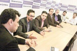 Membros do movimento estão aglutinando lideranças comunitárias, empresarias e políticas do município